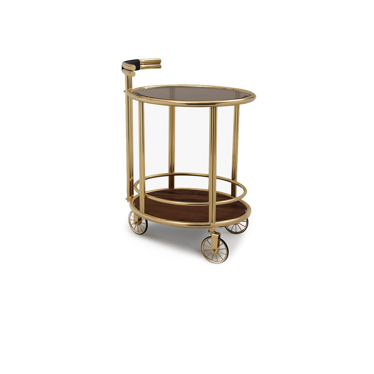 BAUGHMAN BAR CART